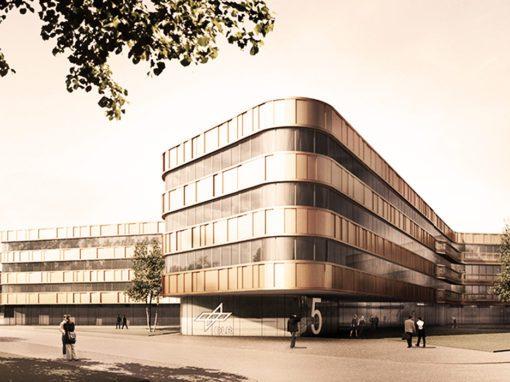 DLR e.V. building 5