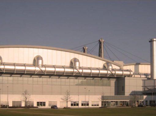 Lufthansa Technik AG Building 391