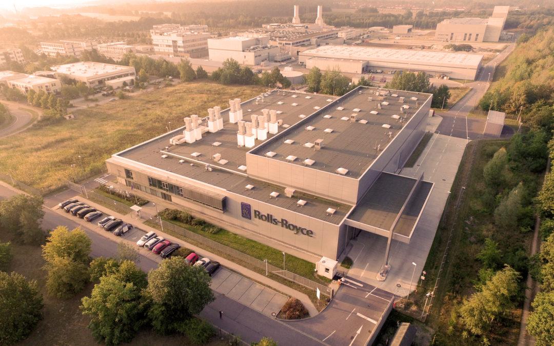 Rolls-Royce MTOC: Mechanical Test Operations Centre
