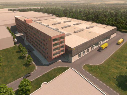 Lufthansa Technik AG Überholungszentrum für CFM56 Triebwerke